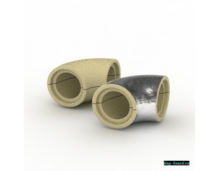 Отводы ППУ 114 крафт бумага